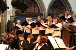 Our first Concert in June 2012