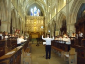 Southwark Cathedral 2013