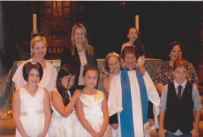 2009 Confirmation in Liverpool Cathedral