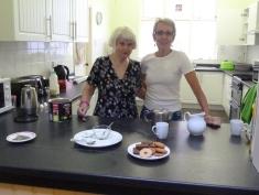 Doreen and Cynthia