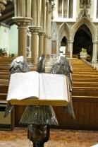 St. Nicholas' Lecturn