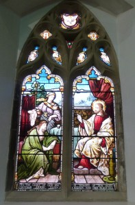 Higson Memorial Window