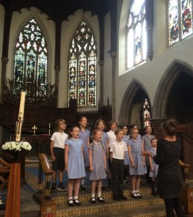 St. Nicholas' School Choir