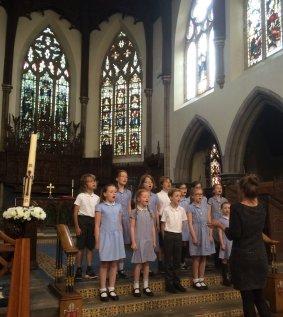 St. Nicholas' School Choir