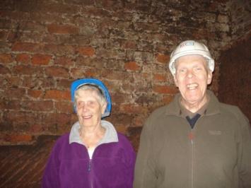 Williamson tunnels visit (8)