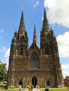 Lichfield Cathedral 2016