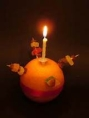 Christingle Candle