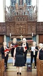 Aintree Hospital Choir