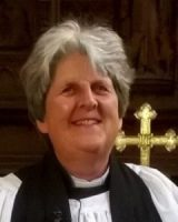 Rev'd Canon Janet Roberts