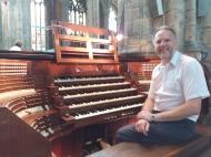 Adrian Griffiths, Organist