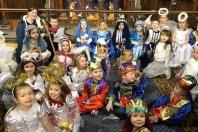 Toddler church Nativity