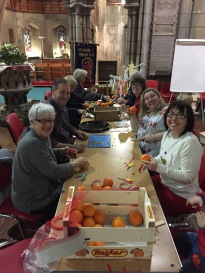 Christingle Preparations